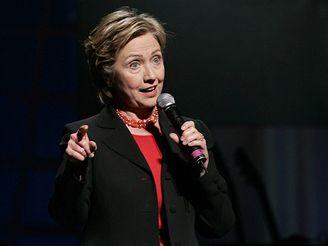 Hillary Clintonová oslavila šedesátiny