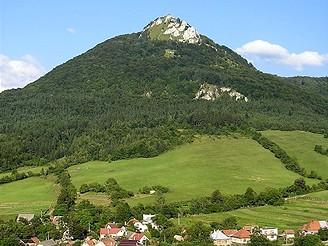 Strážovské vrchy, Slovensko