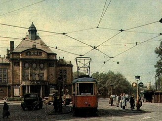 Starý Most, divadlo - 70.léta 20.století