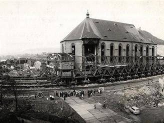 Starý Most, Děkanský kostel
