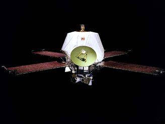 První družice Marsu Mariner 9