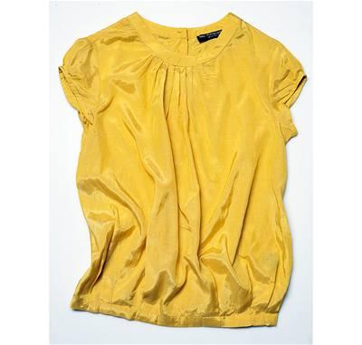 Kliknutím zobrazíte větší formát - Nové módní barvy: hořčicová