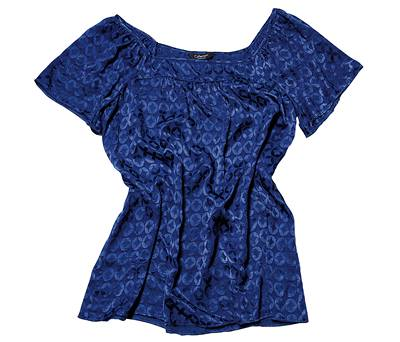 Kliknutím zobrazíte větší formát - Nové módní barvy: akvamarínová