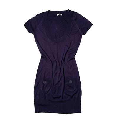 Kliknutím zobrazíte větší formát - Nové módní barvy: fialová jako švestka