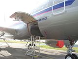 Nákladový prostor Airbusu A-319CJ