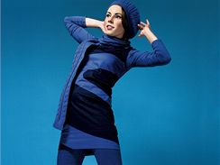 Nové módní barvy: akvamarínová
