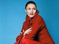 Nové módní barvy: absolutní červená