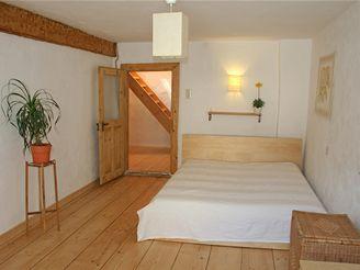 pokoj, podlaha, ložnice