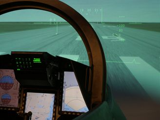 Výcvik pilotů gripenu
