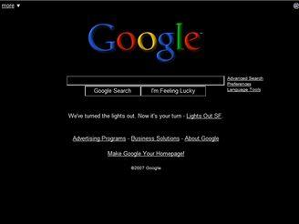 Google - Lights Out, San Francisco
