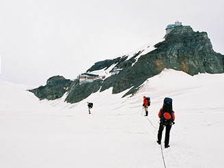 Aletschský ledovec, Švýcarsko