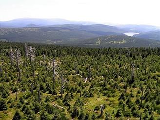 Pohled na jihovýchod