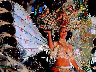 Tenerife - karneval