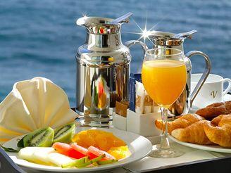 Tenerife - snídaně