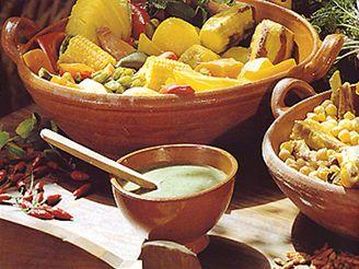 Tenerife - kuchyně