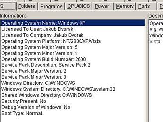 Karen´s Computer Profiler