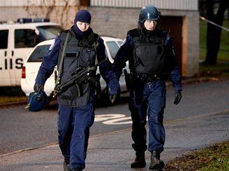 Ve finské škole ve městě Tuusula došlo ke střelbě