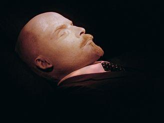 Lenin v mauzoleu