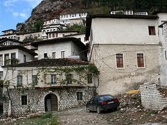 Albánie, Berat
