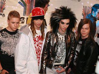 předávání MTV Europe Music Awards - Tokio Hotel