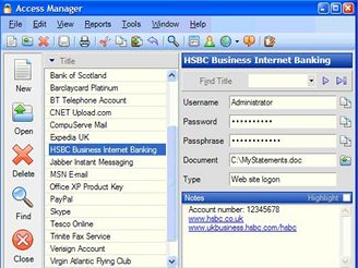 Access Manager 2.1.58