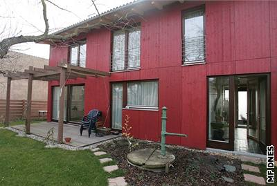 Červený dům