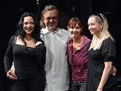 Tvůrčí tým muzikálu Dáma s kaméliemi
