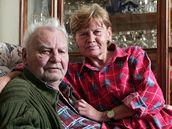 Petr Haničinec s manželkou Radkou