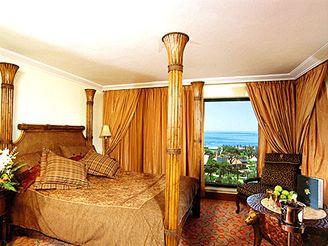 hotel IC Green Palace, Turecko