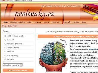 Proleváky.cz