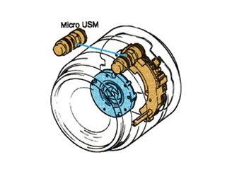 mikromotorek USM