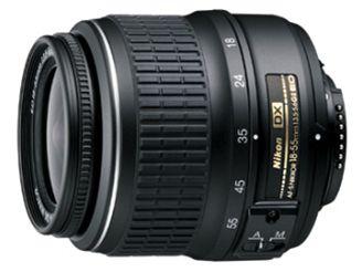 Nikon 18-55 f/3.5-5.6GII AF-S DX Zoom-Nikkor
