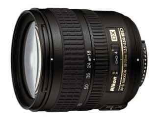 Nikon 18-70mm 3.5-4.5G ED-IF AF-S DX Zoom Nikkor