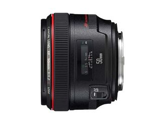 Canon EF 50 mm 1,2 L USM