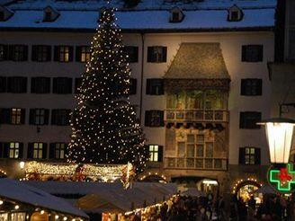 Vánoční Innsbruck