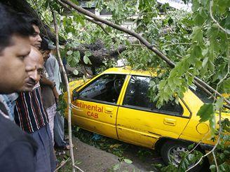 Cyklon v Bangladéši