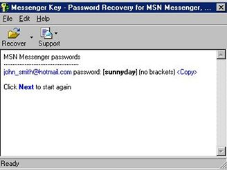 Messenger Key 8.1