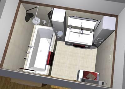 Rekontrukce panelákového bytu 3+1