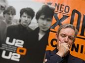 Neil McCormick představuje knihu U2 o U2