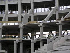 Jihozápadní tribuna