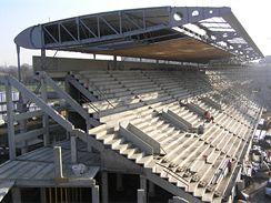 Východní tribuna