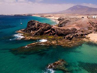 Lanzarote - Playa Papagayo