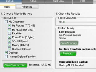 Xdrive Desktop