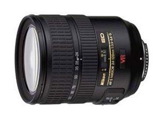 Nikon Nikkor 24-120mm f/3.5-5.6G ED-IF AF-S VR