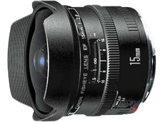 Canon EF 15 mm Fish-eye f/2,8