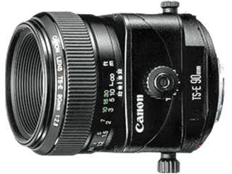 Tilt-shift Canon TS-E 90 mm f/2,8