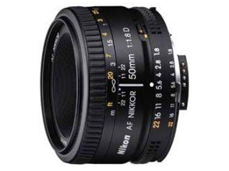 Nikon Nikkor 50 mm f/1,8 D AF