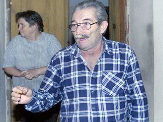 Pavel Malovec s manželkou