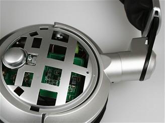 RSX-700 - sluchatko elektronika