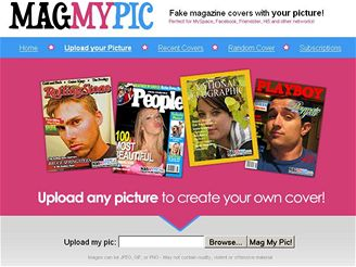 MagMyPic.com - Homepage
